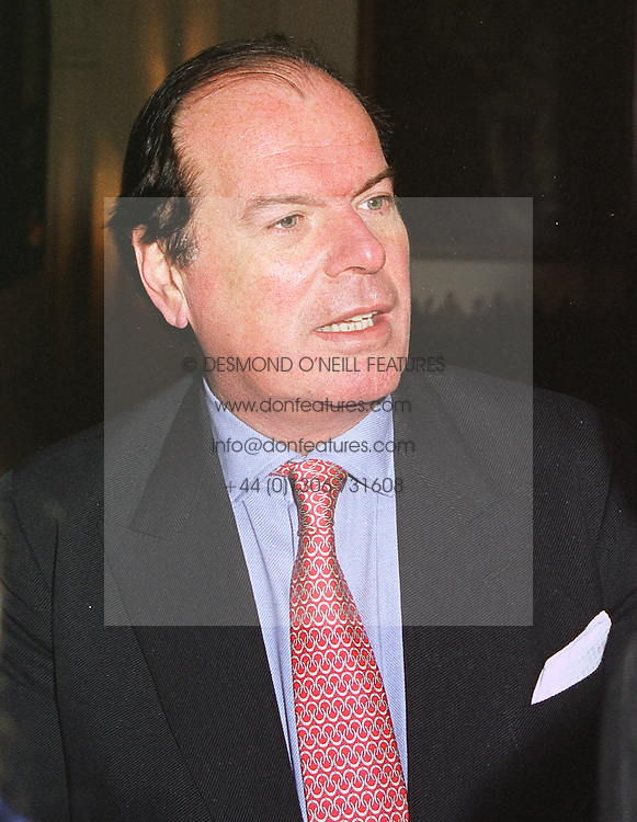 QUENTIN DAVIES MP at a reception in London on 3rd March 1999.MOZ 44
