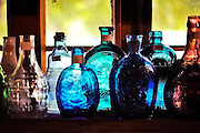 SALT POINT, NY - JULY 26:  General view of Bottle Shop Antiques owned by Kevin De Martine July 26, 2009 in SALT POINT, NY.  (Photo by Michael Bocchieri/Bocchieri Archive)