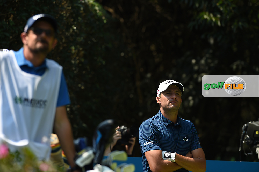 Benjamin Hebert (FRA) during Rd4 of the World Golf Championships, Mexico, Club De Golf Chapultepec, Mexico City, Mexico. 2/23/2020.<br /> Picture: Golffile | Ken Murray<br /> <br /> <br /> All photo usage must carry mandatory copyright credit (© Golffile | Ken Murray)