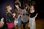 MARY CHARTERIS, HENRIETTA CHANNON, AMBER GUINNESS, GRACE PILKINGTON, Matthew Carr: New Work. Marlborough Gallery. Albermarle St. London. 24 June 2008.  *** Local Caption *** -DO NOT ARCHIVE-© Copyright Photograph by Dafydd Jones. 248 Clapham Rd. London SW9 0PZ. Tel 0207 820 0771. www.dafjones.com.