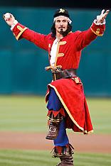 20100908 - Seattle Mariners at Oakland Athletics (Major League Baseball)