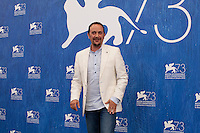 Luis Callejo at the The Fury of a Patient Man film photocall at the 73rd Venice Film Festival, Sala Grande on Friday September 2nd 2016, Venice Lido, Italy.