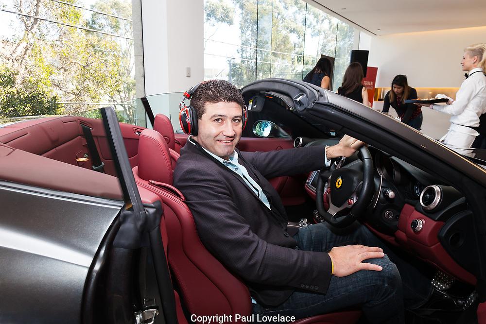 Maserati Luxury Event, Sydney, Australia.
