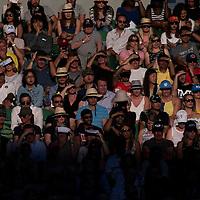 A general view on day twelve of the 2017 Australian Open at Melbourne Park on January 27, 2017 in Melbourne, Australia.<br /> (Ben Solomon/Tennis Australia)