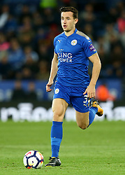 Ben Chilwell of Leicester City - Mandatory by-line: Robbie Stephenson/JMP - 16/10/2017 - FOOTBALL - King Power Stadium - Leicester, England - Leicester City v West Bromwich Albion - Premier League