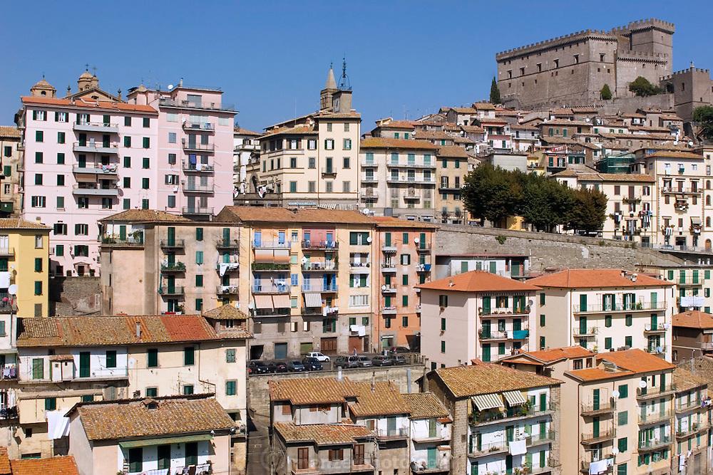 Soriano, Italy (near Viterbo, N. of Rome).