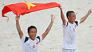 Phuket,  Thailand -  NOVEMBER, 19: <br /> 4th Asian Beach Games at  Kua Tian Keng Sapan Hin Shrine on November 19, 2014 in Phuket, Thailand. (Photo by Lea Weil)