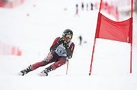 Lafoley Spring series Giant Slalom at Gunstock for J1 J2  March 10, 2012.