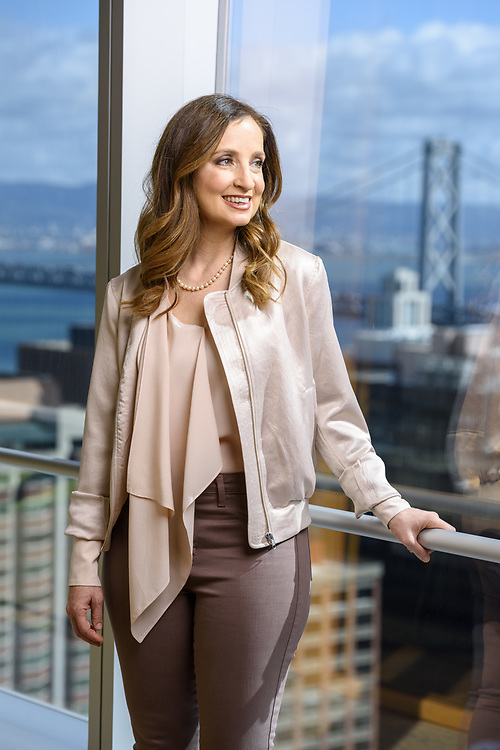 Jody Kohner, senior vice president of employee marketing & engagement at Salesforce. San Francisco, CA | Wardour (UK)