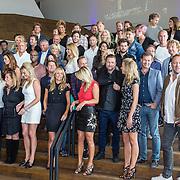 NLD/Amsterdam/20160829 - Seizoenspresentatie RTL 2016 / 2017, presentatoren