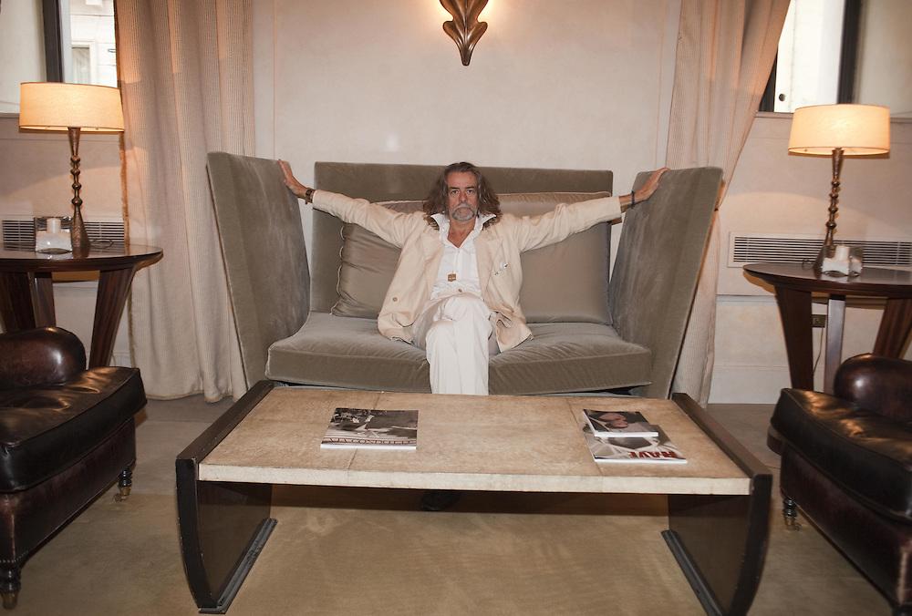 Gelasio Caetani Lovatelli D'Aragona principe<br /> produttore storico in Montalcino wine producer
