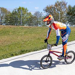 05-05-2020: Wielrennen: BMX KNWU: Papendal Niek Kimman