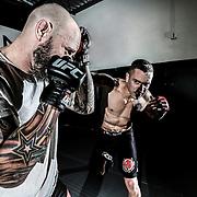 MMA and Brazilian Jujitsu