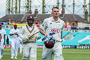 17 Jul 2018 - Surrey v West Indies 'A' touring side at the Oval - day two.