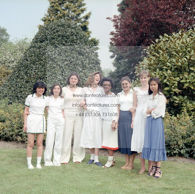 PADDOCK WOOD GROUPS 1979