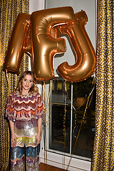 Rosie Fortescue at the Rosie Fortescue Jewellery Launch, Brown's Hotel London England. 10 May 2017.<br /> Photo by Dominic O'Neill/SilverHub 0203 174 1069 sales@silverhubmedia.com