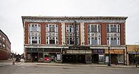 Colonial Theater restoration.  ©2020 Karen Bobotas Photographer