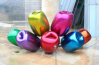 """Tulips"" by Jeff Koons"