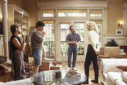 RELEASE DATE: 21 July 1989. MOVIE TITLE: When Harry Met Sally STUDIO: Castle Rock Entertainment. PLOT: Harry and Sally have known each other for years, and are very good friends, but they fear sex would ruin the friendship. PICTURED: Movie scene. (Credit Image: © Castle Rock Entertainment/Entertainment Pictures/ZUMAPRESS.com)