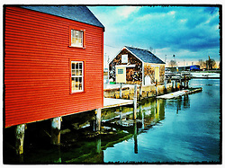 "Porsmouth Harbor, New Hampshire. iPhone photo - suitable for print reproduction up to 8"" x 12""."
