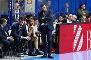 Delusione Galbiati Paolo, RED OCTOBER mia CANTU' vs AUXILIUM FIAT TORINO, 23 giornata Campionato Lega Basket Serie A, PalaDesio Desio 25 marzo 2018  FOTO Bertani/Ciamillo