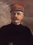 Ferdinand Foch (1851-1929) French soldier who entered the army in 1871. Director of the Ecole de Guerre (School of War) 1907-1911. In the First World War he was appointed French Chief of General Staff in 1918. In March 1918 he was appointed Supreme Allied Commander.