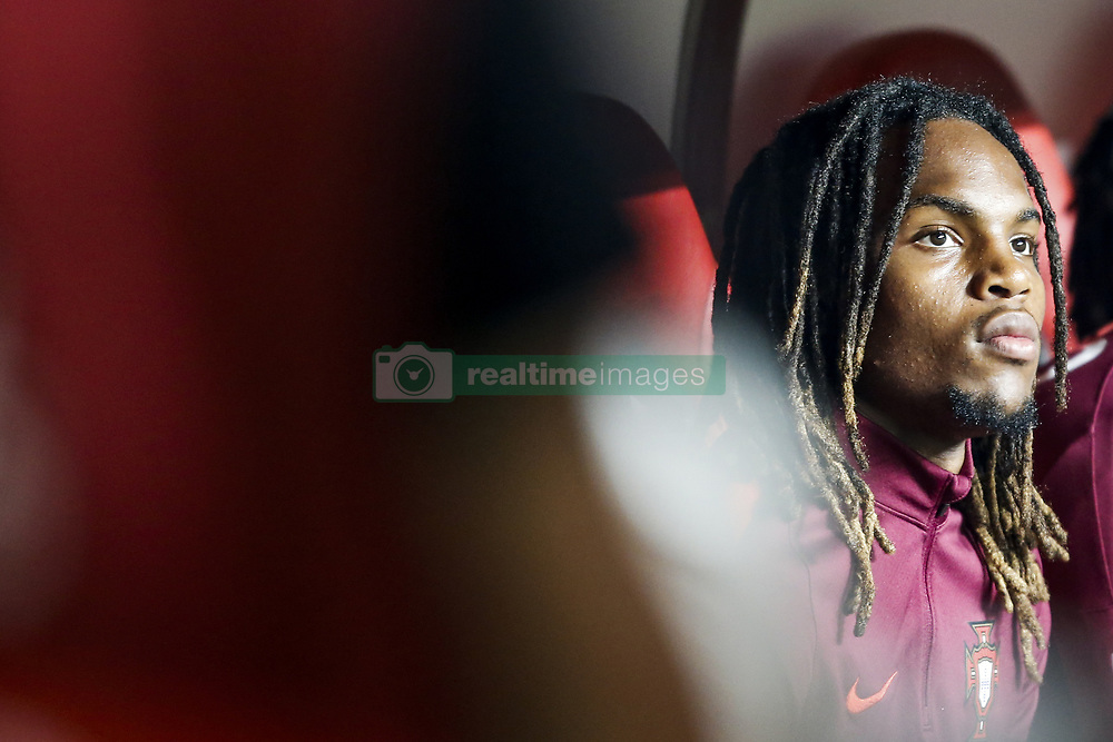 October 10, 2017 - Na - Lisbon, 10/10/2017 - The Portuguese football team received their Swiss counterpart tonight in the last game of the group stage to qualify for the 2018 FIFA World Cup in Russia , next June. Renato Sanches  (Credit Image: © Atlantico Press via ZUMA Wire)