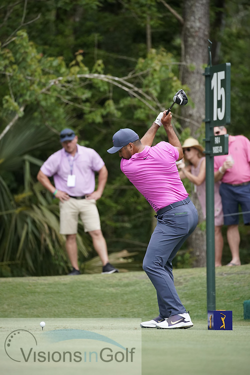 Jason Day<br /> On the final day