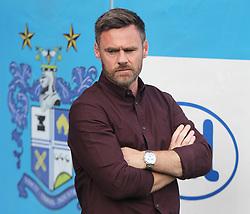 Scunthorpe United manager Graham Alexander before the game - Mandatory by-line: Jack Phillips/JMP - 02/09/2017 - FOOTBALL - Gigg Lane - Bury, England - Bury v Scunthorpe United - English Football League One