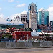 View of Downtown Kansas City Skyline
