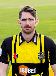 Chris Liddle of Gloucestershire Cricket poses for a headshot in the Royal London One Day Cup kit - Mandatory by-line: Robbie Stephenson/JMP - 04/04/2016 - CRICKET - Bristol County Ground - Bristol, United Kingdom - Gloucestershire  - Gloucestershire Media Day