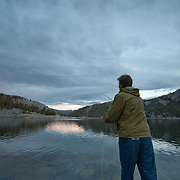 Fly Fishing in the Sierra Nevadas