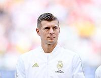 Fussball International Audi Cup 2019   Saison 2019/2020   30.07.2019 Halbfinale Real Madrid - Tottenham Hotspur Toni Kroos (Real Madrid)