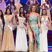 NLD/Hilversum/20131208 - Miss Nederland finale 2013, Jaqueline Steenbeek