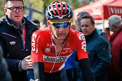 WELLENS Tim of Lotto Soudal after UCI Men WorldTour 81st La Flèche Wallonne at Huy Belgium, 19 April 2017. Photo by Pim Nijland / PelotonPhotos.com | All photos usage must carry mandatory copyright credit (Peloton Photos | Pim Nijland)