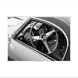 1961 Ferrari 250 GT SWB California Spyder<br /> Format: 60x50cm<br /> Print:     Museum Etching<br /> Limited edition: 25