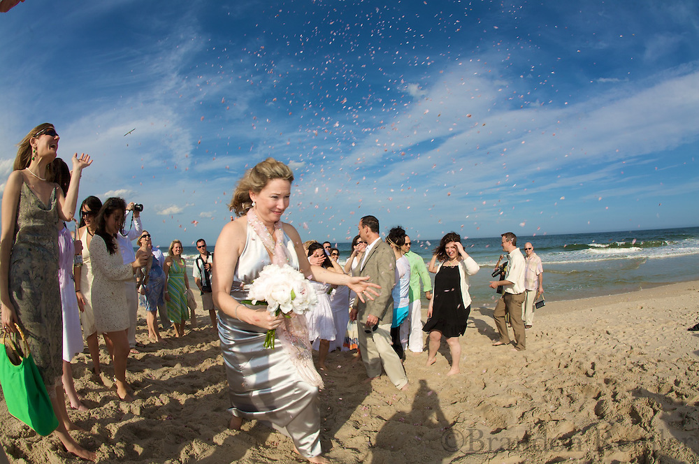 Rob and Karen Wedding Beach