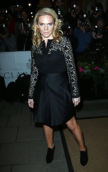 Louise Adams arriving at the Harper's Bazaar Women of the Year Awards in London, Tuesday, 5th November 2013. Picture by Stephen Lock / i-Images