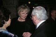 Germaine Greer. Great Britons 2004. Royal Courts Of Justice, London, WC2, 27 january 2005.  ONE TIME USE ONLY - DO NOT ARCHIVE  © Copyright Photograph by Dafydd Jones 66 Stockwell Park Rd. London SW9 0DA Tel 020 7733 0108 www.dafjones.com