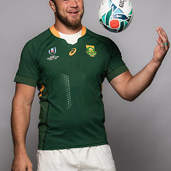 World Rugby South African Portrait