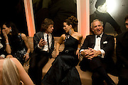 MICK JAGGER; KATE BECKINSDALE; CHARLES FINCH, Vanity Fair Oscar night party hosted by Graydon Carter.  Sunset  Tower Hotel, West Hollywood. 22 February 2009.