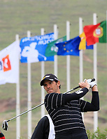 20090322: PORTO SANTO, MADEIRA ISLAND, PORTUGAL Ð PGA European Tour: Madeira Islands Golf Open BPI Ð Day 4. In picture: Carlos RODILES (ESP) . <br />PHOTO: Octavio Passos/CITYFILES