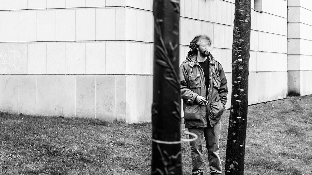 Alain Gomis, scénariste, réalisateur, FIFAM 2016.