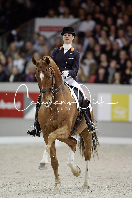 Cornelissen Adelinde (NED) - Parzival<br /> CDI-W 's Hertogenbosch 2009<br /> Photo &copy; Dirk Caremans
