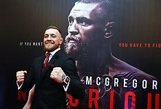 Conor McGregor: Notorious World Premiere - 01 Nov 2017