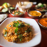 Himalayan Grill in Flagstaff offers a wide variety of lamb based dishes, shot Thursday.