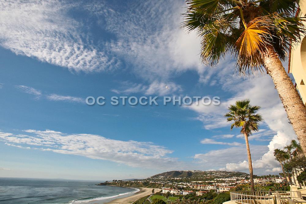 Homes Along The Coast Of California