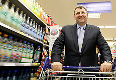 File photo - chief executive Philip Clarke to step down from Tesco