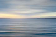 Sunset over Gulf of Saint Lawrence Nova Scotia