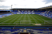Stadium during the Sky Bet Championship match between Birmingham City and Burnley at St Andrews, Birmingham, England on 16 April 2016. Photo by Alan Franklin.